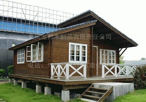 重庆防腐木木屋设计